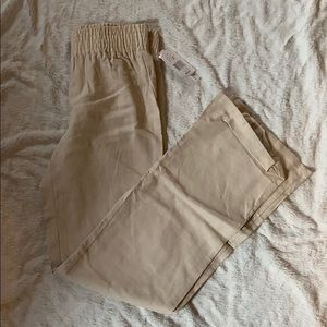 Joe Boxer Wide Leg Work Slacks NWT